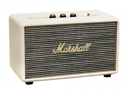 Marshall Acton Cream Bluetooth Lautsprecher BT Speaker Retro Boxen Aktiv Box