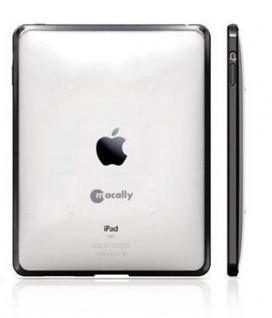 macally Metrol-PAD Schutzhülle Cover Hardcase Hülle transparent für iPad 1G