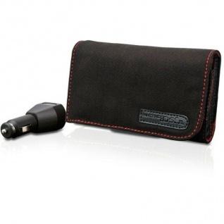 Nintendo Power Pack Tasche + Kfz Ladegerät für Nintendo DSi XL 3DS XL New 3DS XL