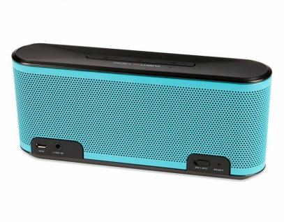 Monster Clarity HD Micro Lautsprecher-Abdeckung Cover Grills Blue ClarityHD - Vorschau 3