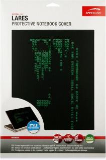 """Speedlink LARES Notebok Cover 15"""" Nerd C64 Aufkleber Skin Sticker Schutz-Folie - Vorschau 3"""