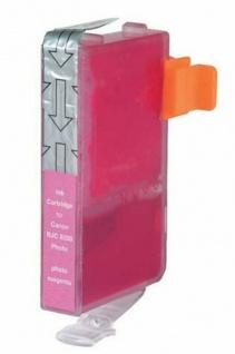 Hama Druckerpatrone Print Cartridge für C06 Canon Modell BJC-8200 Magenta Rot