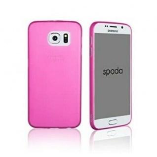 Spada Ultra Slim Soft Cover TPU Case Schutz-Hülle für Samsung Galaxy S6