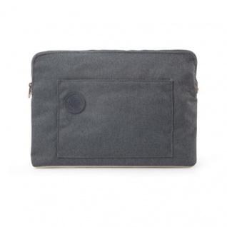 """Golla Slim Sleeve Grau Notebook-Tasche Case Schutz-Hülle 13 13, 3"""" 13, 5"""" 14"""" 14, 1"""
