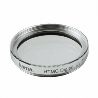 Hama UV-Filter Schutz-Filter 30, 5mm vergütet DSLR DSLM Kamera Camcorder Objektiv