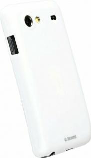 Krusell Cover Hard-Case für Samsung Galaxy S Advance i9070 Schutz-Hülle Schale
