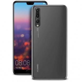 Puro Ultra Slim 0.3 Nude Cover TPU Case Schutz-Hülle Klar für Huawei P20 Pro