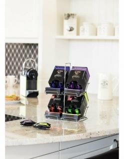 Hama Kapsel-Ständer Kapsel-Halter für div. Nespresso System-Verpackungen Kapseln - Vorschau 5