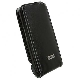 Krusell Orbit Flex Case Leder-Tasche für Samsung Galaxy Nexus i9250 Flap Hülle