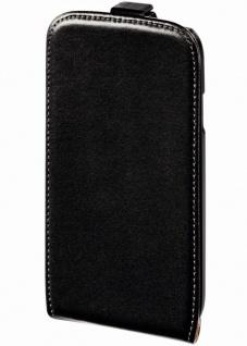 Hama Handy-Tasche Flap Case Etui Klapp-Tasche Schutz-Hülle für Sony Xperia M M1