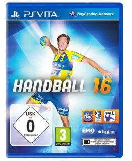 Bigben Handball 16 2016 Sport-Spiel Game für Sony PS Vita PSV PSVITA PlayStation