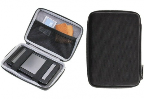 """AIV Navi-Tasche Hard-Case Universal Hülle für GPS Geräte bis 5"""" Zoll Navigation"""