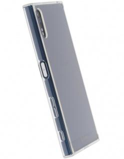 Krusell Cover Klar Hard-Case Schale Schutz-Hülle Tasche für Sony Xperia XZ / XZs