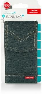 Speedlink Schutz-Hülle Jeans Tasche Case Etui für Nintendo DSi DS Lite Konsole