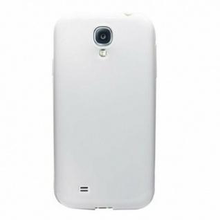 Anymode Jelly Case Weiß Schutz-Hülle Tasche Etui Bag für Samsung Galaxy S4 i9500
