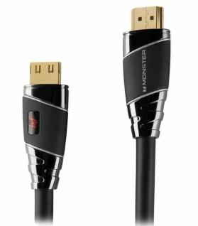 Monster HQ isf Certified HQ 2, 74m HDMI Kabel 2.0 Ethernet 3D Ultra HD 4K UHD TV