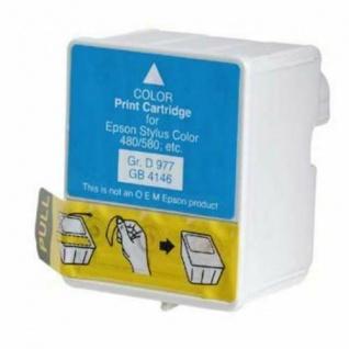 Hama Druckerpatrone Kartusche 3-farbig für Epson C20ux 480SXU C20sx 480SXU