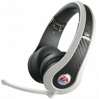 Monster MVP Carbon White by EA Sports Gaming Headset Gamer Kopfhörer Mikro FB