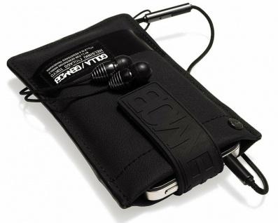 Golla universal Handy-Tasche schwarz Cover Schutz-Hülle Etui Beutel Case Bag