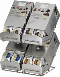 Hama Kapsel-Ständer Kapsel-Halter für div. Nespresso System-Verpackungen Kapseln - Vorschau 3