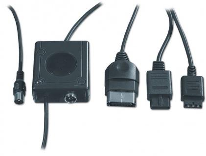 Speedlink RFU TV-Adapter UHF Modulator AV Kabel Antenne für Microsoft XBOX X-BOX - Vorschau 1