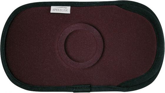 Speedlink Neopren Tasche Schutz-Hülle Etui rot für PSP Slim&Lite Fat Street etc.