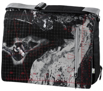 "aha Design Notebook-Tasche Messenger Aerial 15"" 15, 4"" 15, 6"" Laptop Case Bag Etui"