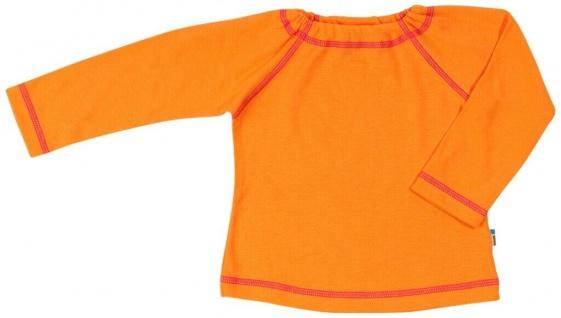 Tragwerk Shirt Finn Jersey Kürbis 56-68 Baby Junge Mädchen T-Shirt Langarm Pulli