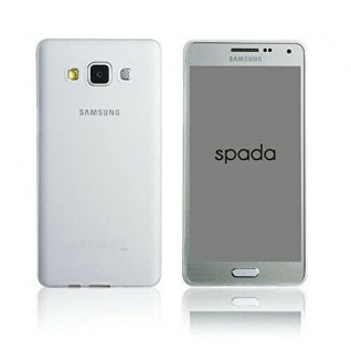 Spada Ultra Slim Soft Cover TPU Case Schutz-Hülle Klar für Samsung Galaxy A3