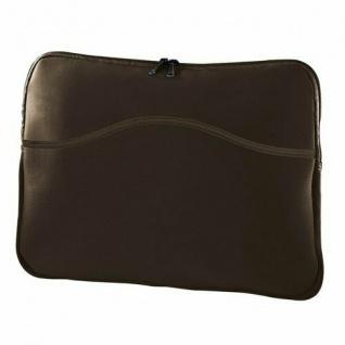 """Hama Notebook-Cover 13"""" 13, 3"""" braun für Laptop Netbook Notebook-Tasche Hülle Bag"""