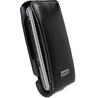 Krusell Orbit Flex Case Leder-Tasche für Sony Ericsson XPERIA Play Etui Flap Bag