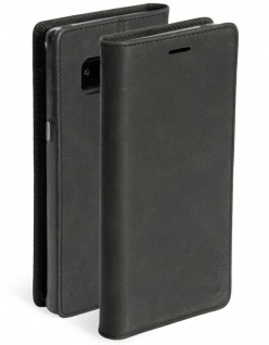 Krusell Folio Wallet Tasche Smart Schutz-Hülle Cover für Samsung Galaxy Note 8
