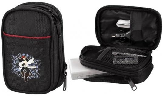 Hama Tasche Case Pirat XL für Nintendo 3DS DSi DS Lite + Zubehör NDS Bag Hülle