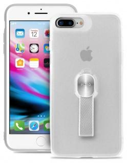 Puro Magnet-Halterung Cover Case Schlaufe Hülle Handy-Halter für iPhone 7 8 Plus