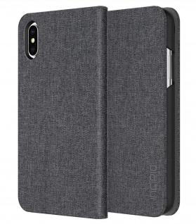 Incipio Esquire Folio Case Cover Hülle Klapp-Tasche Bag für Apple iPhone X Xs 10
