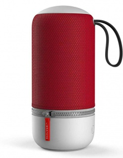 Libratone Speaker Cover Red Rot für Zipp Mini 1 2 Lautsprecher-Bezug Boxen Stoff