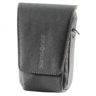 Samsonite Kompakt Kameratasche Fototasche Torbole50J Schultergurt Polyester Grau