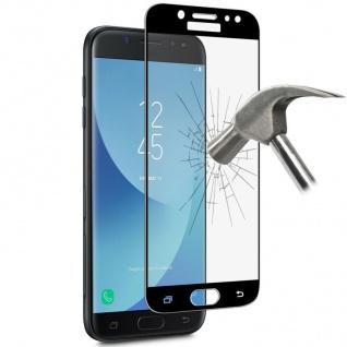 Puro Glas-Schutz-Folie Hart-Glas Panzer Display-Folie für Samsung Galaxy J5 2017