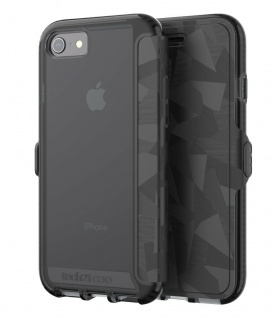 Tech21 Booklet Cover 3m Sturz Klapp-Tasche Case Bag für Apple iPhone 7 8 SE 2020