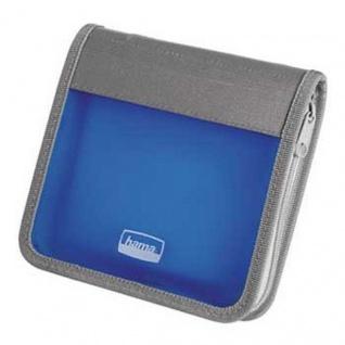 Hama 16er CD DVD Blu-Ray Tasche Wallet Case Aufbewahrung Hülle Mappe Box Etui