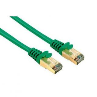 Hama 10m Netzwerk-Kabel Cat5e STP Lan-Kabel Patch-Kabel Cat 5e Gigabit Ethernet
