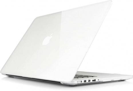 Macally Notebook-Cover Hard-Case Schutz-Hülle Schale für Apple MacBook 15 Retina