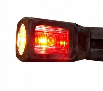 Hella Set 2x LED Begrenzungs-Leuchte Umriß-Leuchte LKW Trailer Anhänger 12V 24V