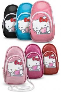 Hello Kitty Tasche Backpack Hülle Etui Case Bag für Nintendo New 3DS 3DS DSi DS