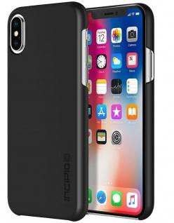 Incipio NGP Cover Black Hard-Case Schutz-Hülle Tasche für Apple iPhone X Xs 10