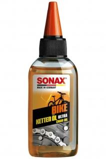 Sonax Fahrrad-Öl Ketten-Öl Kriech-Öl Pflege-Öl Silikon Tropf-Flasche MTB E-Bike