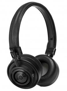 Master & Dynamic MH30 Black On-Ear Headset Kopfhörer Earphones 3, 5mm Klinke
