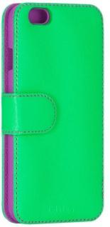Telileo Flap-Tasche Flip Case Schutz-Hülle Cover für Apple iPhone 6 Plus 6s Plus