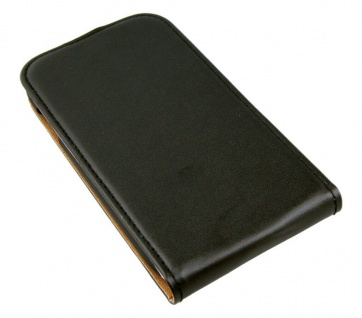 Patona Slim Flip Klapp-Tasche Schutz-Hülle für Samsung I9060 Galaxy Grand Neo