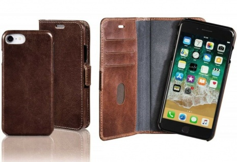 Pazzimo 2in1 Booklet Cover Smart Case Tasche Hülle für Apple iPhone 7 8 SE 2020